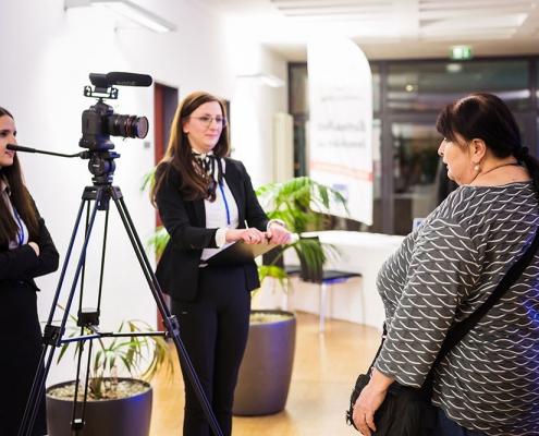 """Bild von Videoaufnahmen unserer Veranstaltung """"privater Immobilienverkauf"""" vom 14.03.2019"""