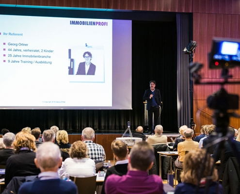 Georg Ortner seit 25 Jahren in der Immobilienbranche und seit 9 Jahren Verkaufstrainer