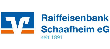 Logo der Raiffeisenbank Schaafheim eG