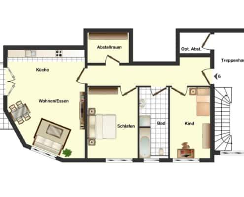 Wohnung6
