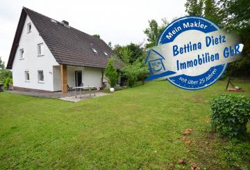 **VERKAUFT**DIETZ: 1-2 Familienhaus in begehrter Groß-Umstädter Wohnlage!, 64823 Groß-Umstadt, Zweifamilienhaus