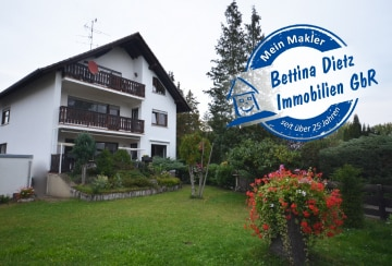 DIETZ: 3-Zimmer-Wohnung mit hochwertiger Einbauküche und großem Balkon!, 63110 Rodgau, Dachgeschosswohnung