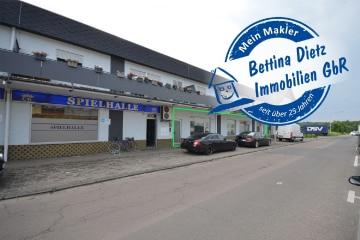 DIETZ: Renoviertes Ladengeschäft in dicht besiedelter Wohnlage!, 64832 Babenhausen, Verkaufsfläche