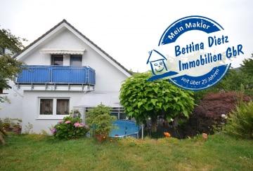 DIETZ: Freistehendes Einfamilienhaus mit Garage – PKW-Stellplatz – Garten in Groß-Umstadt-OT Heubach, 64823 Groß-Umstadt, Einfamilienhaus