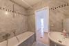 DIETZ: Frisch renovierte 3 Zi. Wohnung mit Balkon in Lützenkirchen! Besichtigung am Sa. 21.03.2020 möglich! - Badezimmer