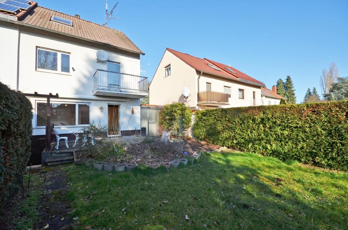 Doppelhaushälfte in Rodgau | Bettina Dietz Immobilien GbR
