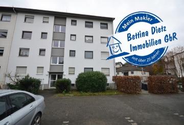 DIETZ: TOP-Modernisierte 3-Zimmer-Wohnung im 2. Obergeschoss, 64354 Reinheim, Etagenwohnung