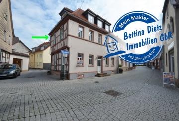DIETZ: Sie suchen ein möbliertes Apartment in der Altstadt?, 64832 Babenhausen, Etagenwohnung