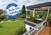 DIETZ: 4-Zimmer-Wohnung mit großem Balkon, Garage und modernem Badezimmer! - Große Dachterrasse und Balkon