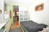 DIETZ: VERMIETET! Gut aufgeteilte 2-Zimmer-Wohnung mit Einbauküche und beheiztem 19qm Lagerraum! - Schlafzimmer