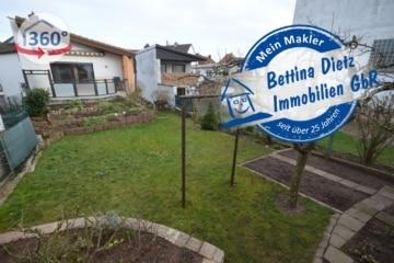 DIETZ: TOP-GEPFLEGTES Einfamilienhaus mit Garten, großer Garage Sonnenterrasse!, 63128 Dietzenbach, Einfamilienhaus