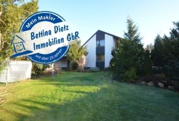DIETZ: Großzügiges Einfamilienhaus mit tollem Garten auf 1395 Fläche! Vollkeller, Garage, Car-Port!, 64832 Babenhausen, Einfamilienhaus