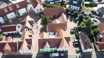 DIETZ: Ladengeschäft, Büro- oder Praxis in guter Geschäftslage von Urberach Am Häfnerplatz!, 63322 Rödermark, Verkaufsfläche