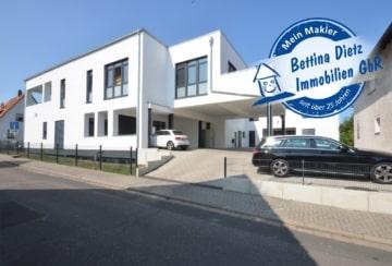DIETZ: LOFT-QUARTIER Wallstadt! Große 4-Zimmer-Wohnung im Erd+ und Untergeschoss zu vermieten!, 63868 Großwallstadt, Loftwohnung