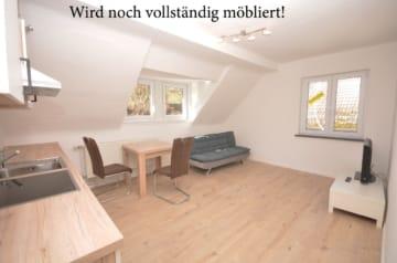 DIETZ: Voll-Möbliertes Appartment – 15 Minuten von Aschaffenburg! KURZFRISTIGES WOHNEN MÖGLICH, 63849 Leidersbach, Etagenwohnung