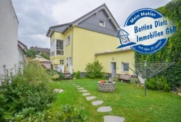 DIETZ: 3-Zimmer-Erdgeschosswohnung mit Balkon, Einbauküche, Badewanne im 2-Familienhaus!, 63533 Mainhausen, Erdgeschosswohnung