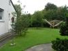* * *VERMIETET* * *  Toller  Bungalow in Randlage, mit Garten, Garage, Terrasse usw. - Teilansicht vom Garten