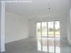 Nagelneue DHH (5 Zimmer) hochwertig mit Granitböden. Fußbodenheizung usw. Mit trendiger Architektur - Das helle Wohnzimmer