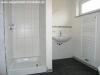 Nagelneue DHH (5 Zimmer) hochwertig mit Granitböden. Fußbodenheizung usw. Mit trendiger Architektur - Weiteres Bild vom hochwertig ausgestatteten Badezimmer