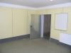 **VERMIETET**  Lager oder Montagehalle, auch für weitere Gewerbearten, z.B. Büro/Praxis/Sport/Werkstatt / Wellness od.Fitness-Studio - Blick 3 in die Büros