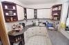 Familiengerechtes Einfamilienhaus mit Terrasse, Garten und  Doppel-Carport, in Ortsrandlage von Schaafheim! - Blick in die Küche (EBK inklusive)