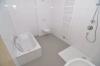 Energiesparendes Wohnen im Klimahaus in Babenhausen  Baugebiet OST! Fußbodenheiz., Balkon, Gäste WC, Garage, uvm. - Nagelneues Bad mit Wanne und Dusche