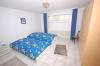 Schöne 2 Zimmer Wohnung mit kompletter Möblierung  direkt in Dieburg! Gleich anrufen und Termin vereinbaren! - Blick ins Schlafzimmer