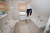 SONNIGE moderne 2 Zimmer Wohnung mit überdachtem Balkon und Einbauküche. (Nähe Frankfurt, Offenbach, Hanau) - Natürlich mit TAGESLICHT
