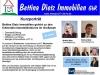 Für jung und alt 2 Zimmer Erdgeschoss-Terrassen-Wohnung,  - zentrumsnah - mit Garten! - Info (Bettina Dietz Immob.)
