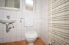 **VERMIETET**DIETZ: 1 Zimmerwohnung im Erdgeschoss mit Einbauküche - Duschbadezimmer - Tiere nach Absprache - Handtuchwärmer