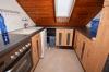 **VERMIETET**DIETZ: Mondernisierte 3 Zi. DG-Wohnung mit Einbauküche in schöner ruhiger Lage, neues BAD+++ Wärmegedämmtes HAUS! - Einbauküche inklusive