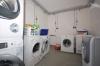 **VERMIETET**DIETZ: 2 Zimmer Erdgeschosswohnung mit extrabreiter Garage SÜD-WEST-Balkon, Fußbodenheizung, Solaranlage -KfW-60-Haus - Gemeinsame Waschküche