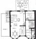 **VERMIETET**DIETZ: Modernes Einfamilienhaus in kinderfreundlicher Lage  mit tollem Garten, Terrasse und Car-Port! Unbedingt ansehen! - Grundriss Erdgeschoss