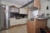 **VERMIETET**DIETZ: Super helle 3 Zi. Erdgeschoss Wohnung mit  Traumterrasse!!! - Blick in die Wohnküche