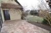 **VERMIETET**DIETZ: Charmantes, modernisiertes Bauernhaus. (Kernstadt) - Terrasse mit Blick in den Garten