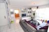 **VERMIETET**DIETZ: Top moderne Wohnung - ideal für Singles oder Pärchen-  mit Einbauküche, Balkon, Stellplatz, Keller, Fußbodenheizung - Blick ins Wohnzimmer