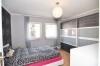 **VERMIETET**DIETZ: Top moderne Wohnung - ideal für Singles oder Pärchen-  mit Einbauküche, Balkon, Stellplatz, Keller, Fußbodenheizung - Blick ins Schlafzimmer