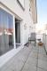 **VERMIETET**DIETZ: Top moderne Wohnung - ideal für Singles oder Pärchen-  mit Einbauküche, Balkon, Stellplatz, Keller, Fußbodenheizung - Blick auf den Balkon