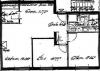 **VERMIETET**DIETZ: Tolle 3 Zi. Dachgeschosswohnung in schöner ruhiger  Lage. Ideal für ein Single oder ein Pärchen !!! - Grundriss