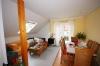**VERMIETET**DIETZ: 360 ° Panorama Besichtigung! Exklusive Wohnung mit optionalem 1 Zi. Appartement! - Blick in den Wohnbereich