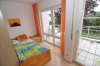 **VERMIETET**DIETZ: Appartment (voll möbliert) mit rabattierter Provision + Balkon + KFZ- Stellplatz! Einfach Koffer packen und einziehen! - Schlafbereich