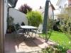 DIETZ: **VERMIETET**Schöne sehr helle Doppelhaushälfte in bester ruhiger Lage von Schaafheim! - Gemütliche Sonnenterrasse