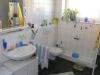 DIETZ: **VERMIETET**Schöne sehr helle Doppelhaushälfte in bester ruhiger Lage von Schaafheim! - Tageslichtbad mit Dusche und Wanne