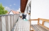 **VERMIETET** DIETZ: NUR 1 KMM-Provision! Schöne große 4 Zi. Wohnung im ruhigen 3 Parteienhaus in zentraler Lage von Dieburg! - Blick auf den großen Balkon