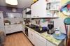 **VERMIETET**DIETZ: Riesige 4 Zi. Wohnung mit ca. 25 m² großem Eck-Balkon Garage, PKW-Stellplatz und eigener Zentralheizung! - Einbauküche (gegen Abstand übernehmbar)