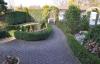 DIETZ: **VERMIETET**Schöne Doppelhaushälfte inklusive Einliegerwohnung, Terrasse, Garten, Kachelofen und 2 Einbauküchen!!! - Weitere Gartenansicht