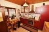 **VERMIETET**DIETZ: Einfamilienhaus mit Einliegerwohnung - Badewanne - Gäste-WC - Garten - SÜD-Balkon + Terrasse - Car-Port u.v.m. - Küche Einliegerwohnung