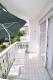 **VERMIETET**DIETZ:  Helle 3 Zi. EG Wohnung - gepflegtes Wohnhaus mit 2 Balkonen und KFZ-Stellplatz! Direkte Feldrandlage! - Balkon 1 von 2 (mit Feldrandblick)