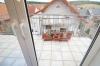 **VERMIETET**DIETZ: Moderne 3 Zimmerwohnung mit Balkon, Fussbodenheizung, Wanne+Dusche, PKW-Stellplatz - Balkon