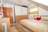 **VERMIETET**DIETZ: Moderne 3 Zimmerwohnung mit Balkon, Fussbodenheizung, Wanne+Dusche, PKW-Stellplatz - Elternschlafzimmer